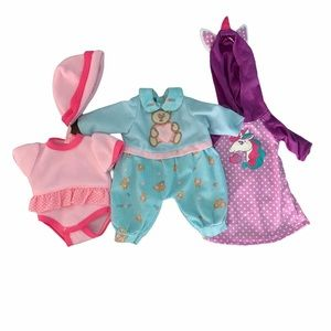 DOLL PJs Cabbage Patch and mid size